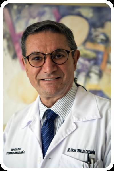 Dr Oscar Terraza Calderon Otorrinolaringologo Guatemala