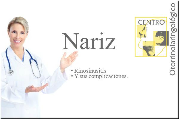 Nariz Centro Otorrinolaringológico Guatemala